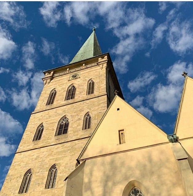 Gedenken an die Zerstörung von St. Marien