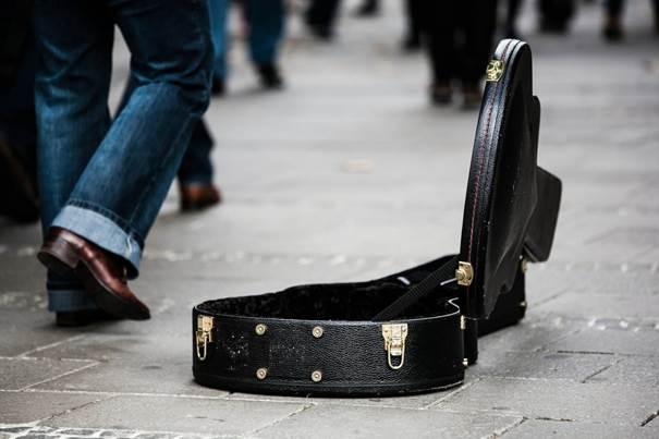 Straßenmusik – das vituelle Hutkonzert