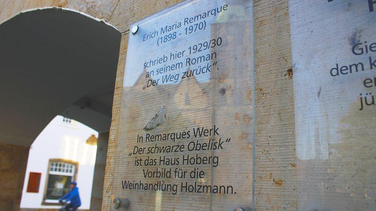 Durch Osnabrück auf den Spuren Remarques