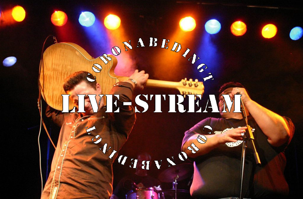 Blue Monday Jam im Live-Stream